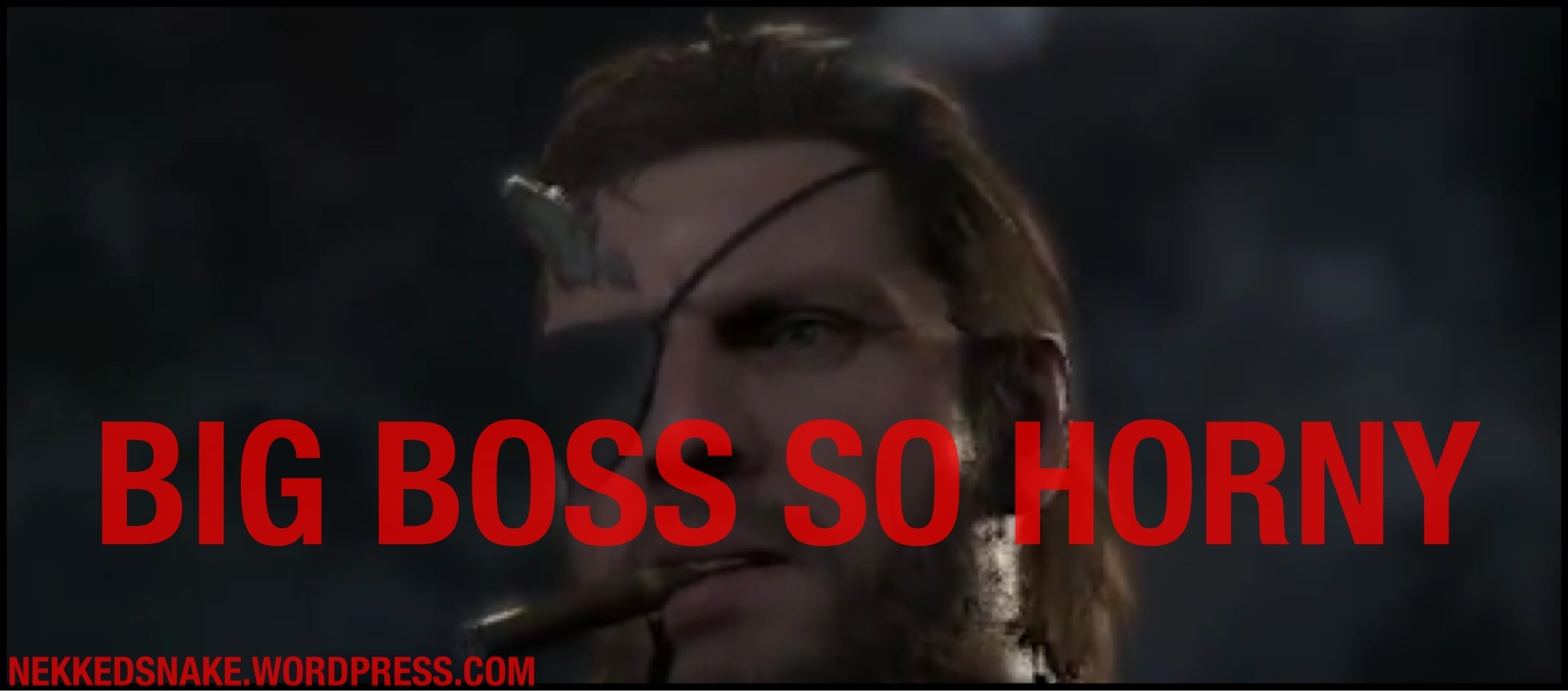 Was Mgsv Hideo Kojima S Ogre Devil Project All This Time