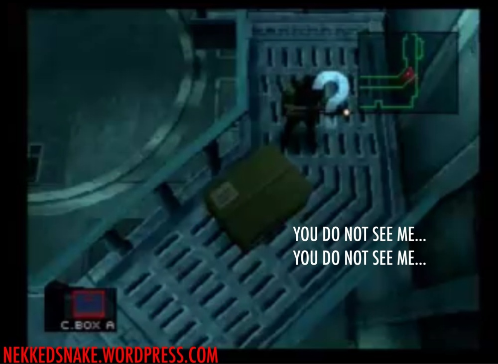 MGS: The Evolution Of The Cardboard Box (4/6)