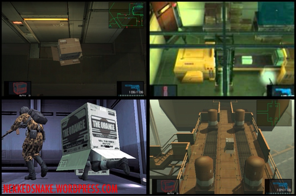 MGS: The Evolution Of The Cardboard Box (5/6)