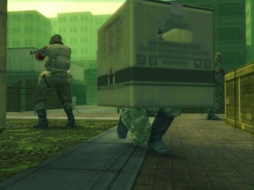 MGS: The Evolution Of The Cardboard Box (6/6)