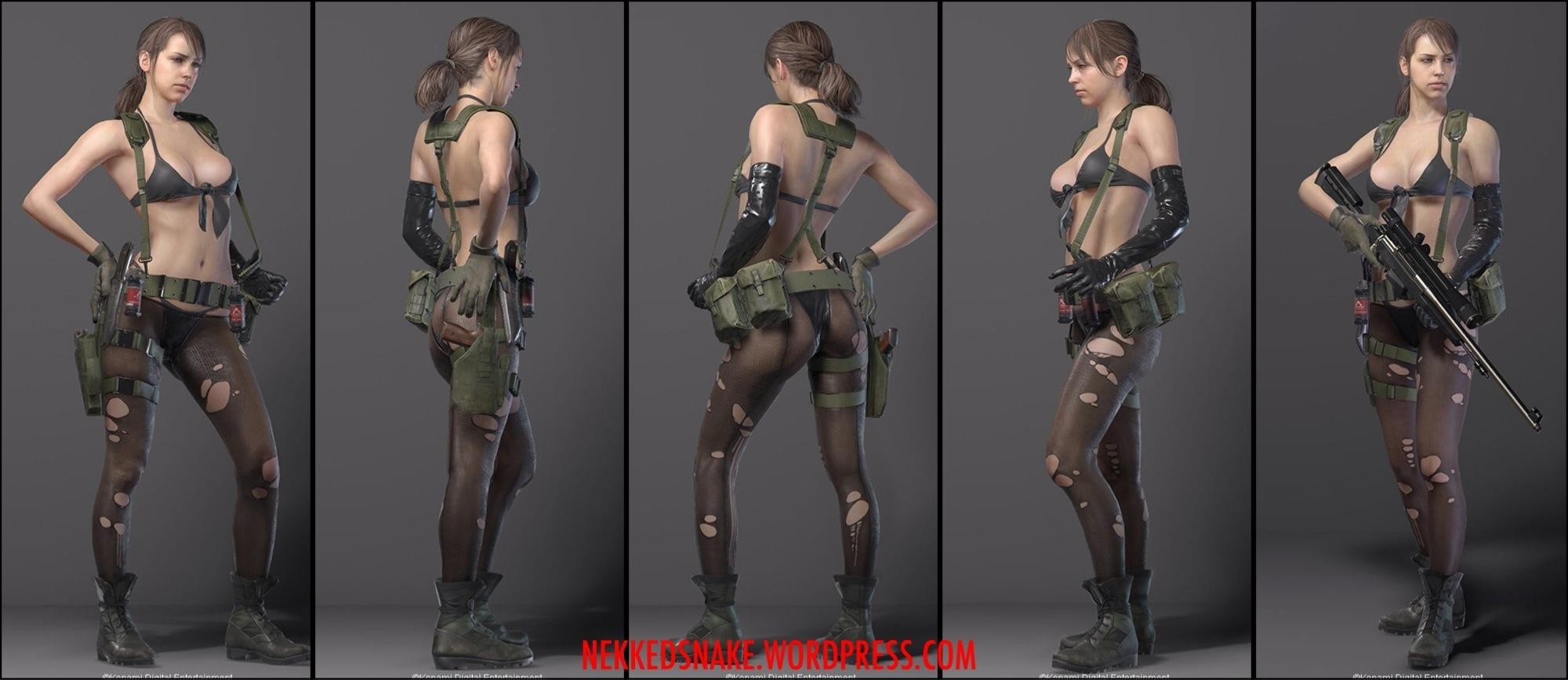 Halo Nude Female Character Mod