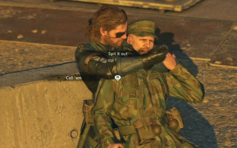 When can I play as my avatar? - Metal Gear Solid V: The ...